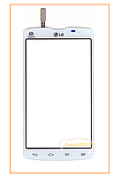 Сенсор (тачскрин) LG D380 L80 Dual SIM White Original