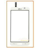 Сенсор (тачскрин) LG D405 D415 L90 Optimus White Original
