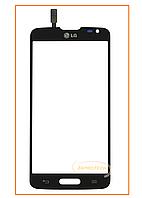 Сенсор (тачскрин) LG L90 D405 D415 Black Original