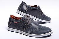 Кожаные спортивные туфли Clarks