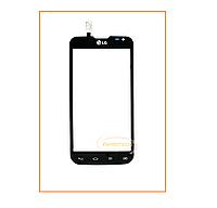Сенсор (тачскрин) LG D410 Optimus L90 Dual Black Original