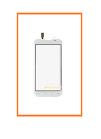 Сенсор (тачскрин) LG D410 Optimus L90 Dual White Original