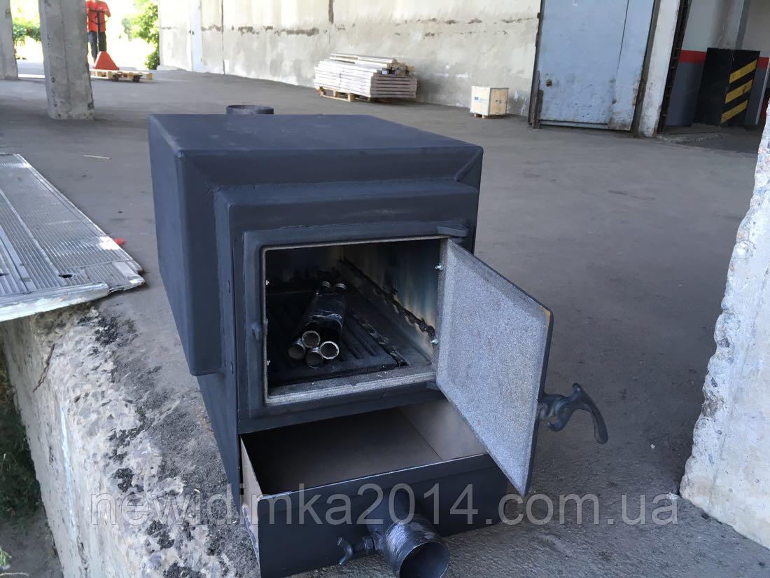 Печ буржуйка мини котел с одним контуром - ЧП Клищунов в Харькове