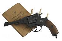 Пистолет пневматический под баллон Gletcher NGT Наган, фото 1