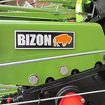 Дизельный мотоблок BIZON SH-81E, ( с электро-стартером), фото 3