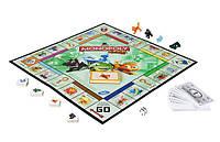 Настольная игра Моя первая Монополия Games Hasbro (A6984)