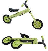 Зеленый Складной велобег (зеленый) TCV (T700 (G))