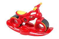 Красный Велобег-качалка 2в1 (красный) TCV (V100R (R))