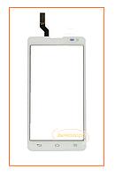 Сенсор (тачскрин) LG D605 Optimus L9 II White