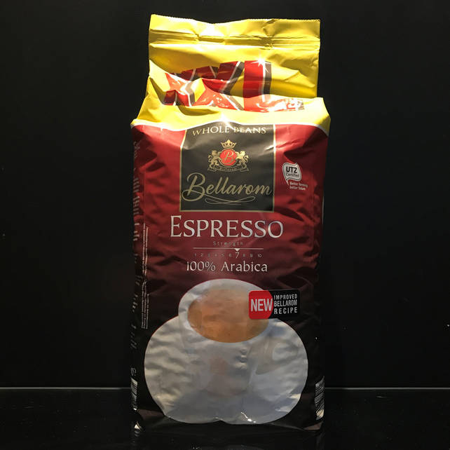 Зерновой кофе Bellarom Espresso XXL 1,2кг