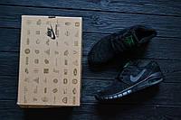 Кроссовки мужские Nike SB Stefan Janoski MAX D1951 черные