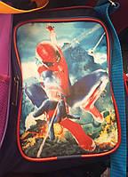 Детский мини рюкзак с принтом человека паука