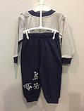 Трикотажный костюм для мальчика с долматинцами, фото 2