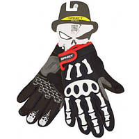 "Перчатки с пальцами ""Скелет"" (L)"