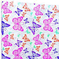 Бумага флористическая /ретро/  Бабочки