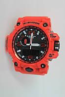 Часы Casio Джи Шок красные