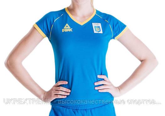 Футболка Peak FS-UW1610NOK-BLU (ОРИГИНАЛ)