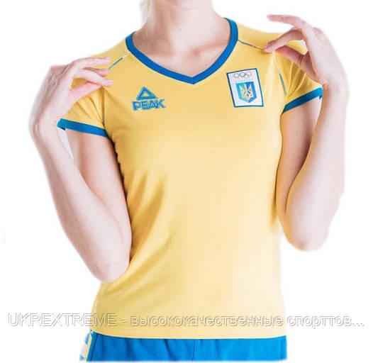 Футболка Peak FS-UW1610NOK-YEL (ОРИГИНАЛ)