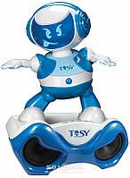Набор с интерактивным роботом Discorobo – Лукас Диджей, робот, MP3-плеер с колонками, танцует, озвучен