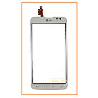 Сенсор (тачскрин) LG D685/D686 G Pro Lite Dual (white)