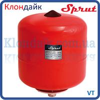 Расширительный бак отопления Sprut VT 24