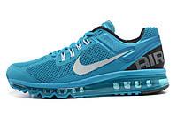 Кроссовки Nike Air Max 2013 Blue, фото 1