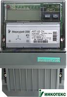 Электросчетчик Меркурий 230 ART-01 C(R)N 3*230/380В 5-60A электронный трехфазный прямого включения