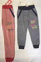 Спортивные штаны для девочек 104-128 см