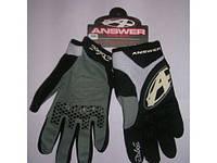 Перчатки Answer 2008 Edge black xl