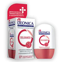 Антиперспирант роликовый DEONICA Pro-Защита (45 мл)