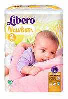 Подгузники Libero Newborn 2 (3-6кг.), 88шт.