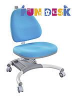 Детское ортопедическое кресло FunDesk SST4 Blue