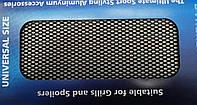 Гриль-сетка декоративная Sahler ✓ размер 1*0.2м ✓ цвет: черный