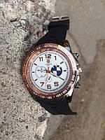 Стильные часы Tag Heuer Grand Carrera silver-white