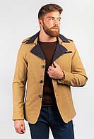 Куртка мужская стильная AG-0003975 Горчичный