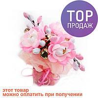 Букет из конфет Зефирчик / оригинальный подарок