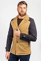 Куртка мужская демисезонная AG-0003976 Горчичный