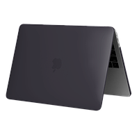 "Чехол-накладка для ноутбука Promate для MacBook 15"" Pro with/without Touch Bar Black (shellcase-15.black)"