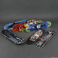 Скейт 3108 колеса PVC, d=5см