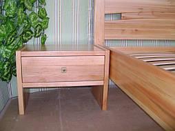 """Кровать """"Сакура-2"""". Массив дерева - ольха, покрытие - """"лак"""". 4"""