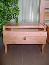 """Кровать """"Сакура-2"""". Массив дерева - ольха, покрытие - """"лак"""". 5"""