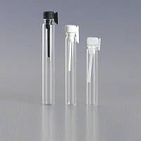 Стеклянный пробник для парфюмерии 2 мл пробник для жидкости, ароматизатора. Цена от 1,75/шт.