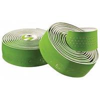 Обмотка руля Cannondale Microfiber Plus green-white