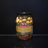 Испанские оливки Maestranza Gran Gourmet 950г