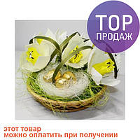 Букет из конфет Пасхальный / оригинальный подарок