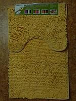 """Набор ковриков для ванной """"Bathroom mat"""" Лапша, производство Китай"""