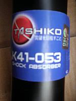 Амортизаторы Tashiko - на Ланос, и не только: приемлемая цена на завод.китайский товар при достойном качестве