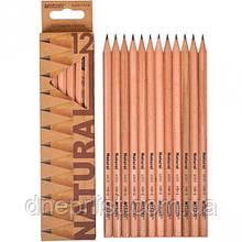 Набор простых карандашей 12 шт, НВ / Marco