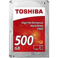 Жесткий диск TOSHIBA SATA 500GB 7200RPM 6GB/S/64MB HDWD105UZSVA