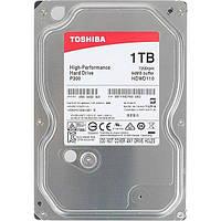 Жесткий диск TOSHIBA SATA 1TB 7200RPM 6GB/S/64MB HDWD110UZSVA